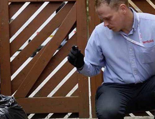 Pest Control Surveyor – Rentokil