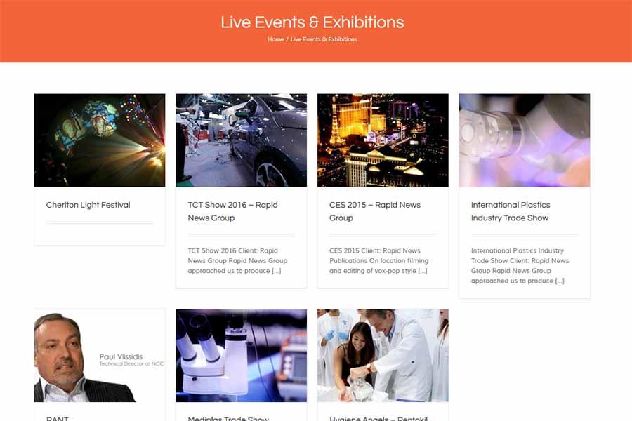 boost video production portfolio