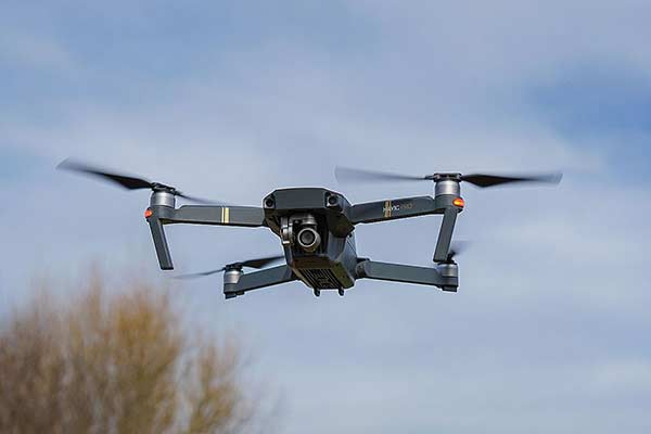 Drone Aerial Videography